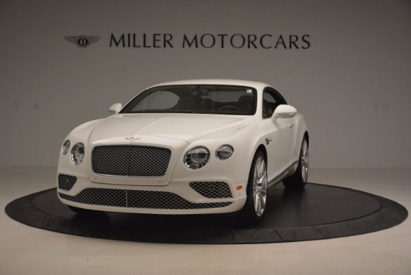 Used 2017 Bentley Continental GT V8 for sale Sold at Bugatti of Greenwich in Greenwich CT 06830 1