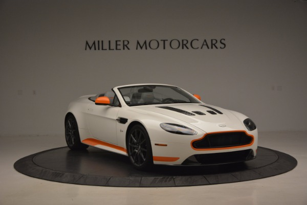 Used 2017 Aston Martin V12 Vantage S Convertible for sale Sold at Bugatti of Greenwich in Greenwich CT 06830 11