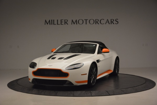 Used 2017 Aston Martin V12 Vantage S Convertible for sale Sold at Bugatti of Greenwich in Greenwich CT 06830 13