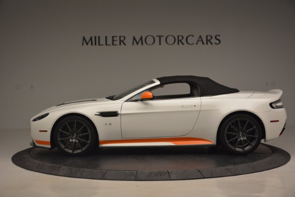 Used 2017 Aston Martin V12 Vantage S Convertible for sale Sold at Bugatti of Greenwich in Greenwich CT 06830 15