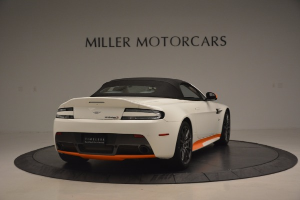 Used 2017 Aston Martin V12 Vantage S Convertible for sale Sold at Bugatti of Greenwich in Greenwich CT 06830 19