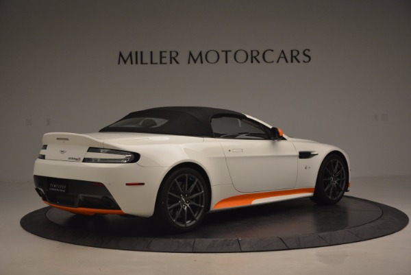 Used 2017 Aston Martin V12 Vantage S Convertible for sale Sold at Bugatti of Greenwich in Greenwich CT 06830 20