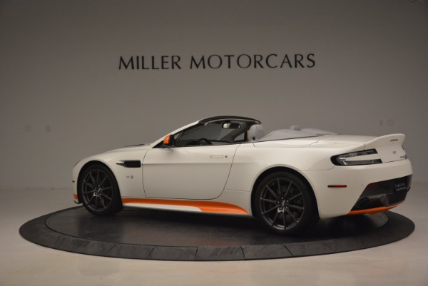 Used 2017 Aston Martin V12 Vantage S Convertible for sale Sold at Bugatti of Greenwich in Greenwich CT 06830 4
