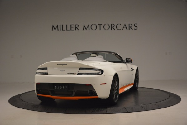 Used 2017 Aston Martin V12 Vantage S Convertible for sale Sold at Bugatti of Greenwich in Greenwich CT 06830 7