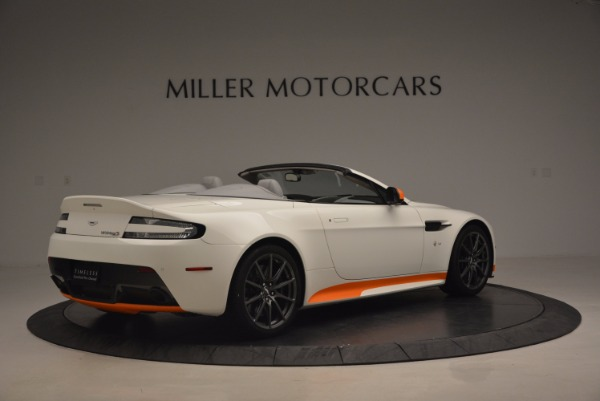 Used 2017 Aston Martin V12 Vantage S Convertible for sale Sold at Bugatti of Greenwich in Greenwich CT 06830 8