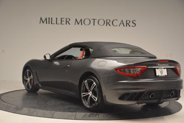 Used 2015 Maserati GranTurismo MC for sale Sold at Bugatti of Greenwich in Greenwich CT 06830 17