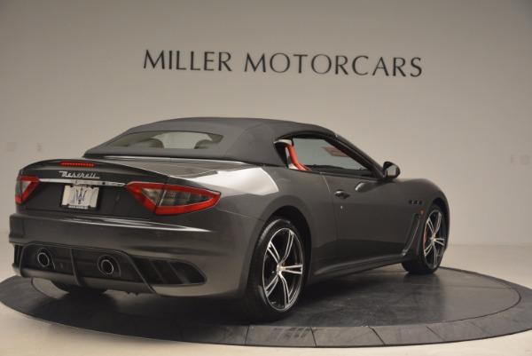 Used 2015 Maserati GranTurismo MC for sale Sold at Bugatti of Greenwich in Greenwich CT 06830 19