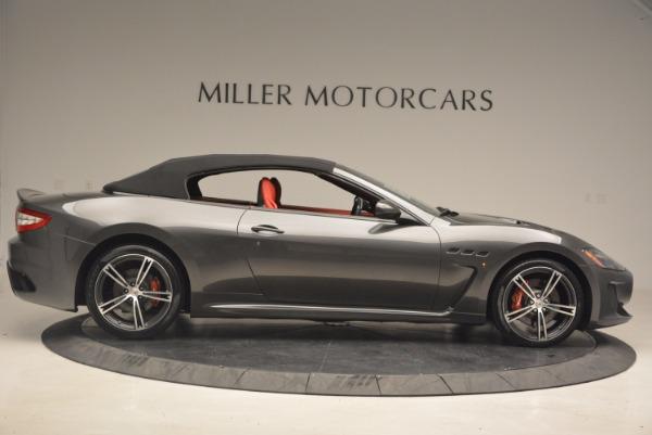Used 2015 Maserati GranTurismo MC for sale Sold at Bugatti of Greenwich in Greenwich CT 06830 21