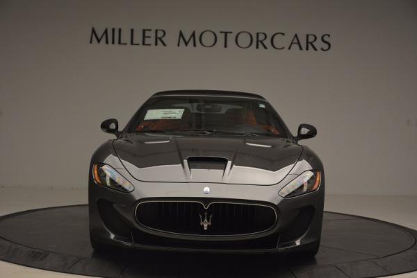 Used 2015 Maserati GranTurismo MC for sale Sold at Bugatti of Greenwich in Greenwich CT 06830 24