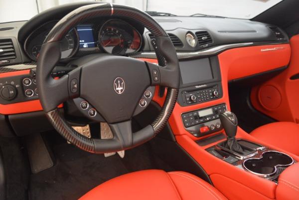 Used 2015 Maserati GranTurismo MC for sale Sold at Bugatti of Greenwich in Greenwich CT 06830 25