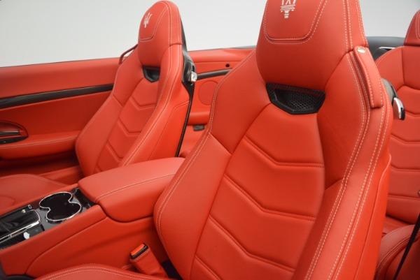Used 2015 Maserati GranTurismo MC for sale Sold at Bugatti of Greenwich in Greenwich CT 06830 27