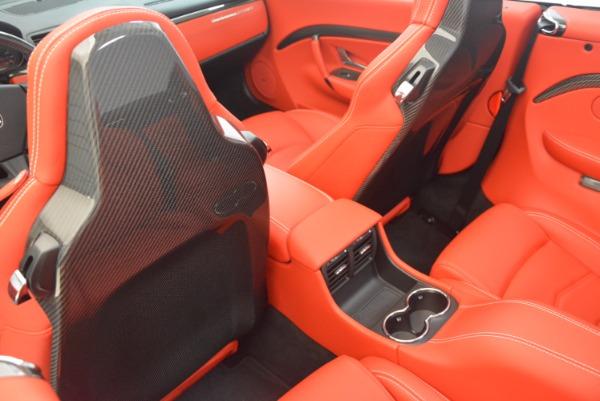 Used 2015 Maserati GranTurismo MC for sale Sold at Bugatti of Greenwich in Greenwich CT 06830 28