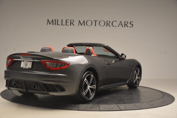 Used 2015 Maserati GranTurismo MC for sale Sold at Bugatti of Greenwich in Greenwich CT 06830 7
