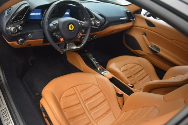 Used 2016 Ferrari 488 GTB for sale Sold at Bugatti of Greenwich in Greenwich CT 06830 13