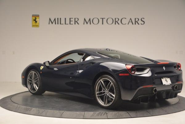 Used 2016 Ferrari 488 GTB for sale Sold at Bugatti of Greenwich in Greenwich CT 06830 5