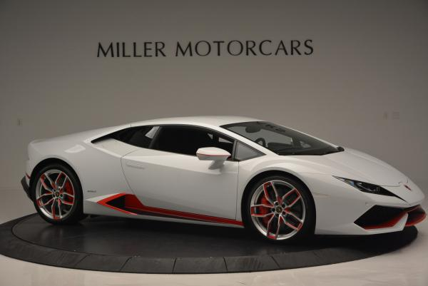Used 2015 Lamborghini Huracan LP610-4 for sale Sold at Bugatti of Greenwich in Greenwich CT 06830 12