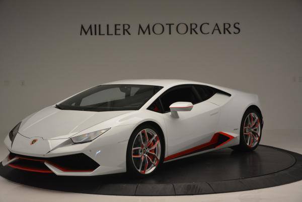 Used 2015 Lamborghini Huracan LP610-4 for sale Sold at Bugatti of Greenwich in Greenwich CT 06830 2