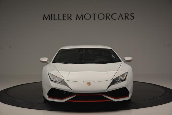 Used 2015 Lamborghini Huracan LP610-4 for sale Sold at Bugatti of Greenwich in Greenwich CT 06830 8