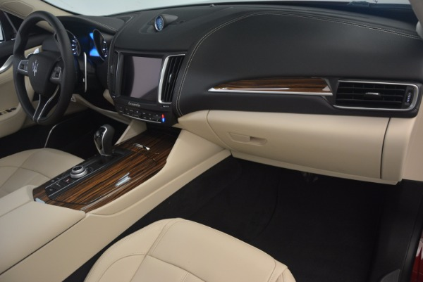 New 2017 Maserati Levante for sale Sold at Bugatti of Greenwich in Greenwich CT 06830 20