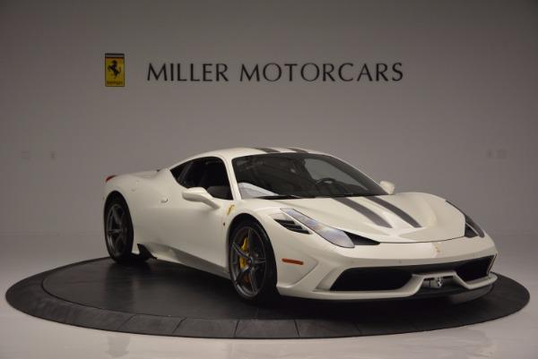 Used 2015 Ferrari 458 Speciale for sale Sold at Bugatti of Greenwich in Greenwich CT 06830 12
