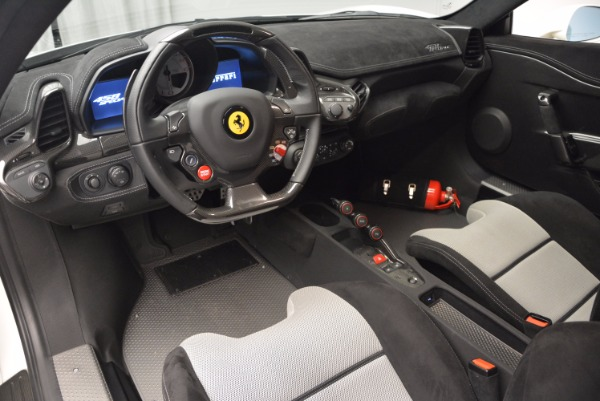 Used 2015 Ferrari 458 Speciale for sale Sold at Bugatti of Greenwich in Greenwich CT 06830 13