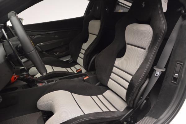 Used 2015 Ferrari 458 Speciale for sale Sold at Bugatti of Greenwich in Greenwich CT 06830 15