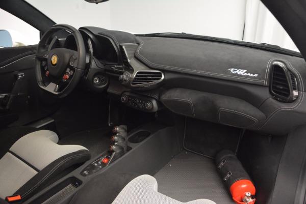 Used 2015 Ferrari 458 Speciale for sale Sold at Bugatti of Greenwich in Greenwich CT 06830 17