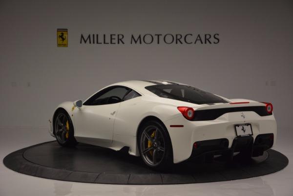 Used 2015 Ferrari 458 Speciale for sale Sold at Bugatti of Greenwich in Greenwich CT 06830 5