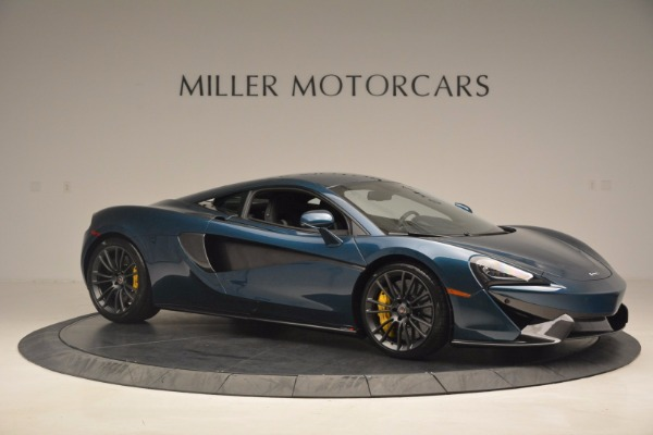 New 2017 McLaren 570S for sale Sold at Bugatti of Greenwich in Greenwich CT 06830 10