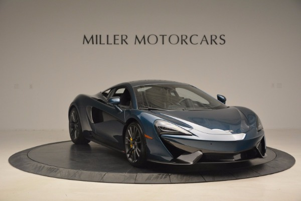 New 2017 McLaren 570S for sale Sold at Bugatti of Greenwich in Greenwich CT 06830 11