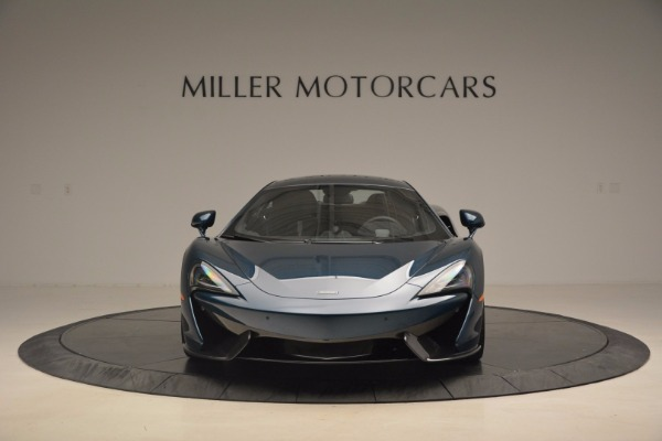 New 2017 McLaren 570S for sale Sold at Bugatti of Greenwich in Greenwich CT 06830 12