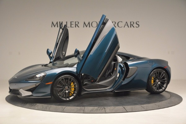 New 2017 McLaren 570S for sale Sold at Bugatti of Greenwich in Greenwich CT 06830 14