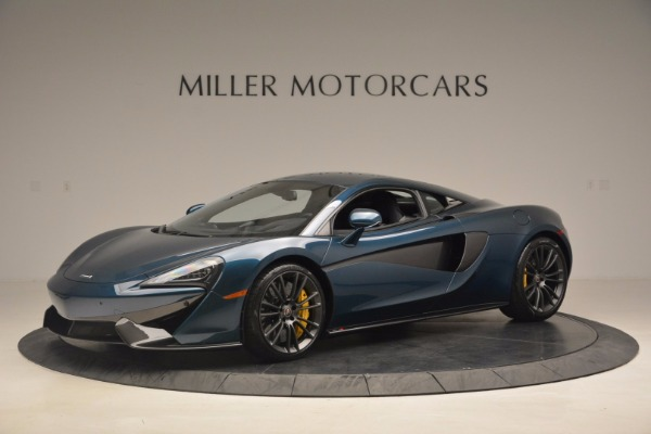 New 2017 McLaren 570S for sale Sold at Bugatti of Greenwich in Greenwich CT 06830 2