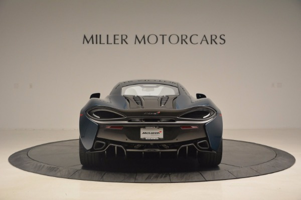 New 2017 McLaren 570S for sale Sold at Bugatti of Greenwich in Greenwich CT 06830 6
