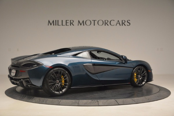 New 2017 McLaren 570S for sale Sold at Bugatti of Greenwich in Greenwich CT 06830 8