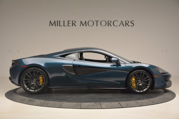 New 2017 McLaren 570S for sale Sold at Bugatti of Greenwich in Greenwich CT 06830 9