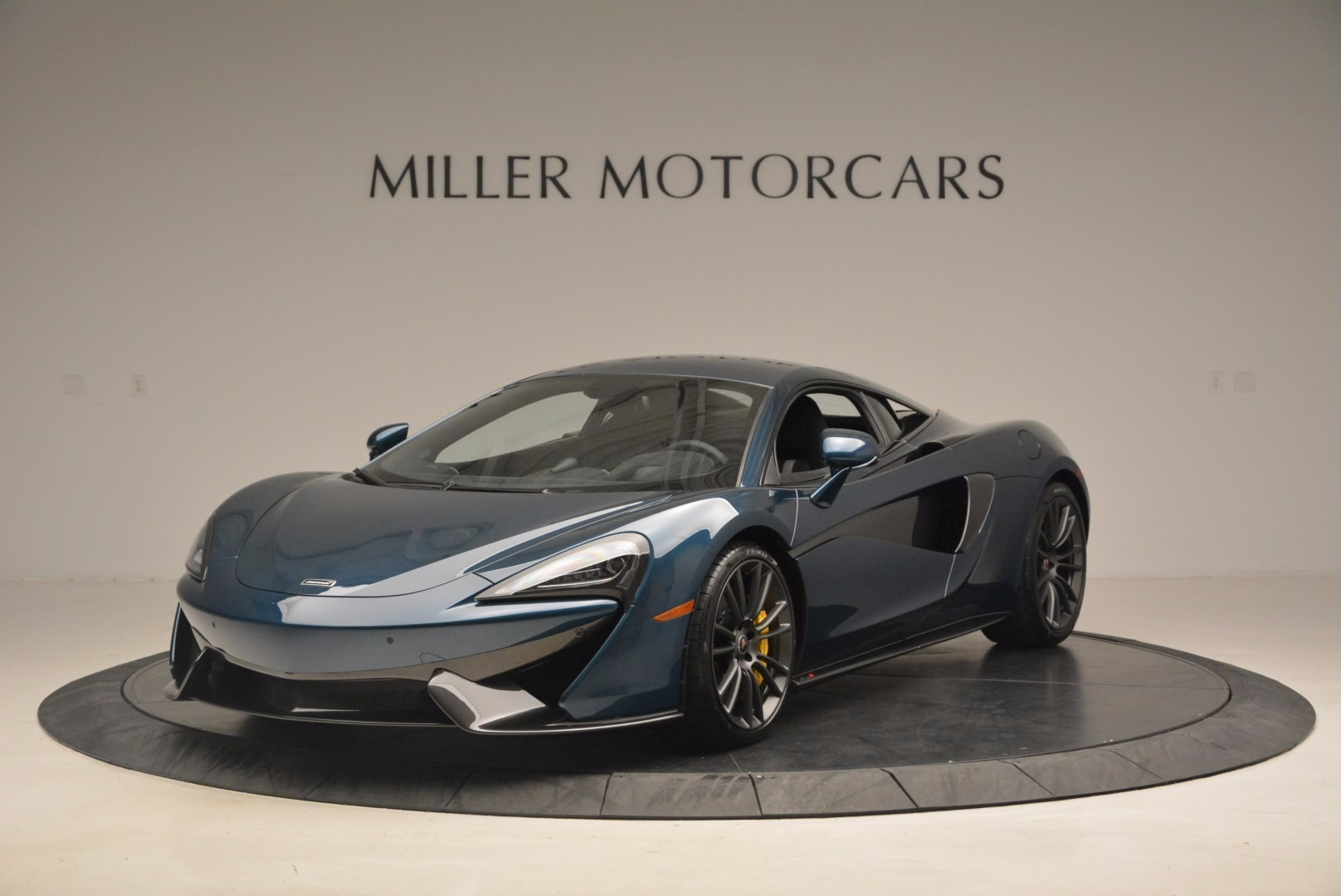 New 2017 McLaren 570S for sale Sold at Bugatti of Greenwich in Greenwich CT 06830 1