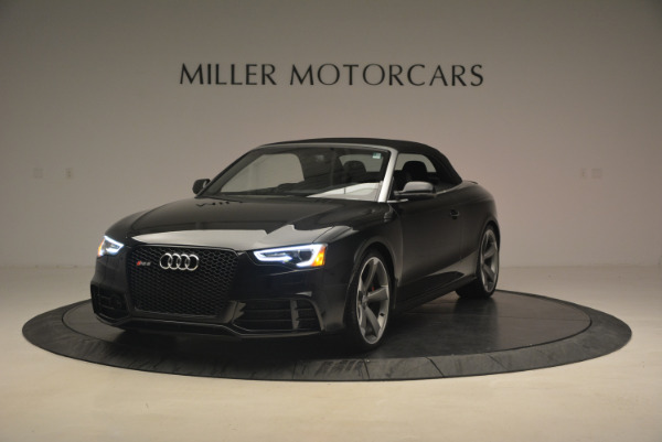 Used 2014 Audi RS 5 quattro for sale Sold at Bugatti of Greenwich in Greenwich CT 06830 13