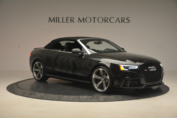Used 2014 Audi RS 5 quattro for sale Sold at Bugatti of Greenwich in Greenwich CT 06830 22