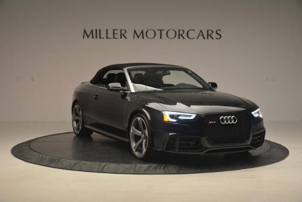 Used 2014 Audi RS 5 quattro for sale Sold at Bugatti of Greenwich in Greenwich CT 06830 23