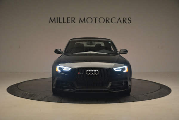 Used 2014 Audi RS 5 quattro for sale Sold at Bugatti of Greenwich in Greenwich CT 06830 24