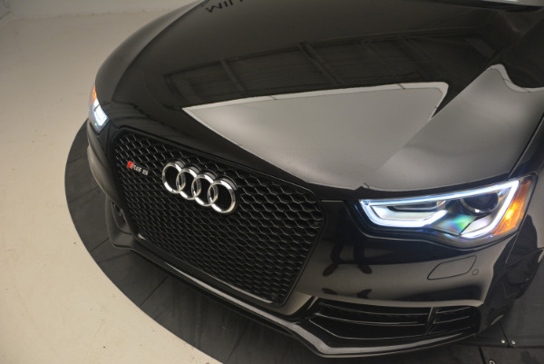 Used 2014 Audi RS 5 quattro for sale Sold at Bugatti of Greenwich in Greenwich CT 06830 25