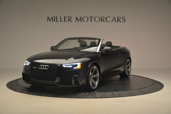 Used 2014 Audi RS 5 quattro for sale Sold at Bugatti of Greenwich in Greenwich CT 06830 1