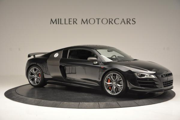 Used 2012 Audi R8 GT (R tronic) for sale Sold at Bugatti of Greenwich in Greenwich CT 06830 10