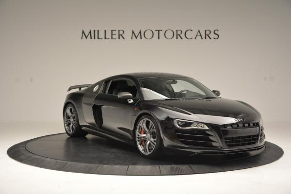 Used 2012 Audi R8 GT (R tronic) for sale Sold at Bugatti of Greenwich in Greenwich CT 06830 11