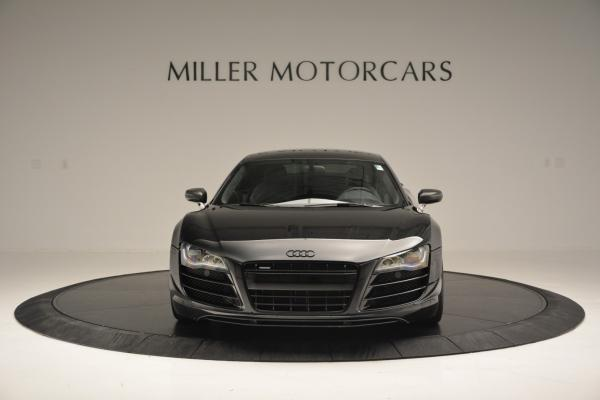 Used 2012 Audi R8 GT (R tronic) for sale Sold at Bugatti of Greenwich in Greenwich CT 06830 12