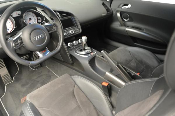 Used 2012 Audi R8 GT (R tronic) for sale Sold at Bugatti of Greenwich in Greenwich CT 06830 13