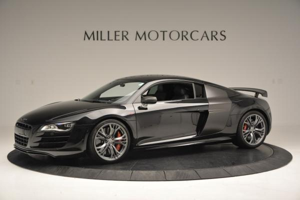 Used 2012 Audi R8 GT (R tronic) for sale Sold at Bugatti of Greenwich in Greenwich CT 06830 2