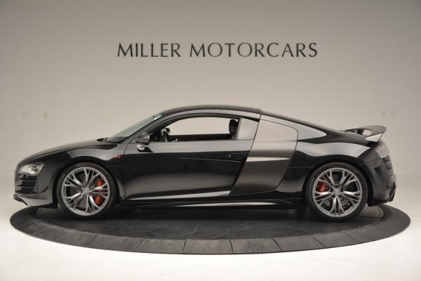Used 2012 Audi R8 GT (R tronic) for sale Sold at Bugatti of Greenwich in Greenwich CT 06830 3