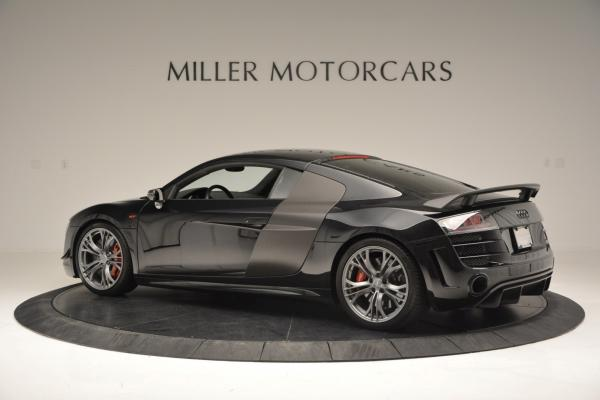 Used 2012 Audi R8 GT (R tronic) for sale Sold at Bugatti of Greenwich in Greenwich CT 06830 4